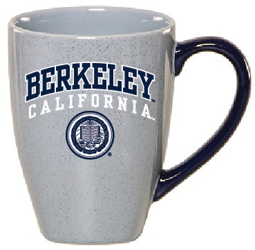 University Of California Berkeley Graystone 16 oz. Mug-Shop College Wear