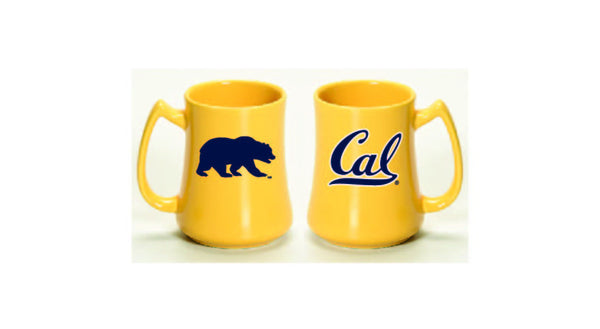 UC Berkeley Cal Golden Bears Coffee Mug 16 OZ. - GOLD-Shop College Wear