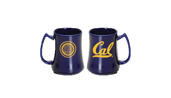 U.C. Berkeley Cal Bears 16 Oz. Mug - NAVY-Shop College Wear