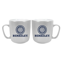 University of California Berkeley 18 Oz. Coffee Mug - GRAY-Shop College Wear