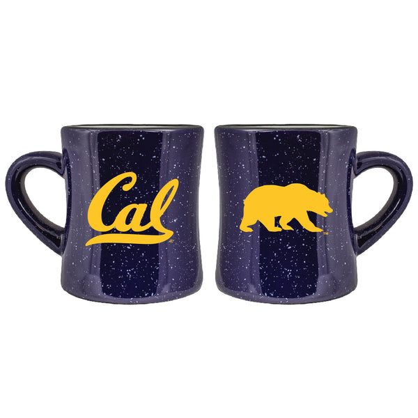 University Of California Berkeley Cal speckle Coffee Mug - 14.99-Shop College Wear