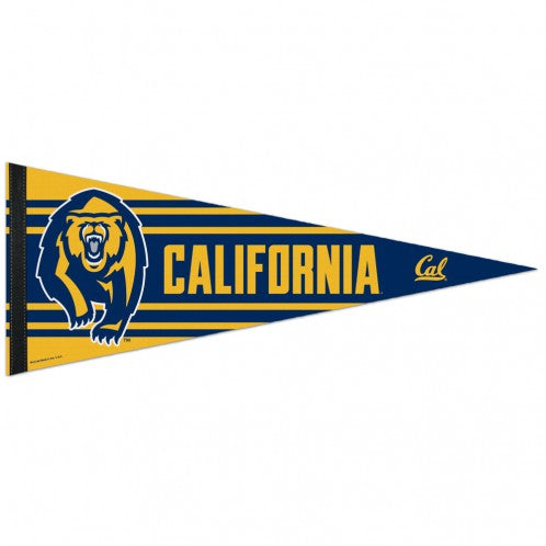 University Of California Berkeley Felt Pennant- NAVY-Shop College Wear