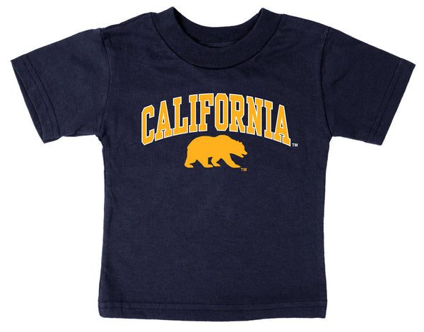 UC Berkeley California golden Bears Infant T-Shirt-Shop College Wear