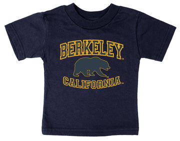 UC Berkeley Cal Infant T-Shirt - Navy