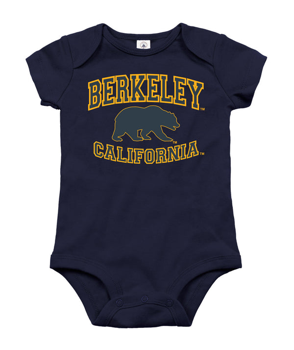 UC Berkeley Cal Infant Onesie - Navy-Shop College Wear