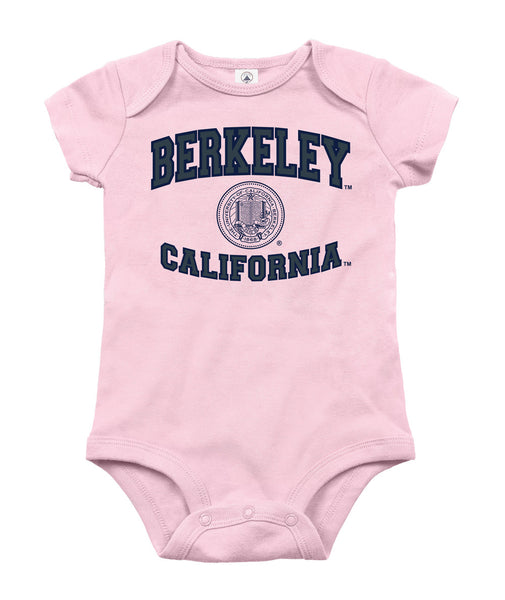 UC Berkeley Cal Infant onesie-Pink-Shop College Wear