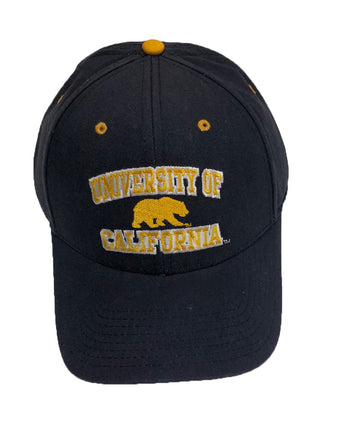 University of California Berkeley Cal Vintage hat-Navy