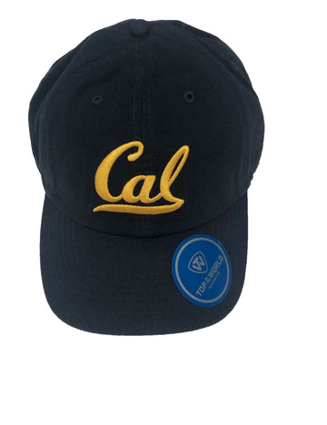 U.C. Berkeley Cal Bears Top of The World vintage hat-Navy
