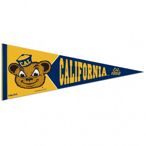 University Of California Berkeley College Vault Oski Pennant-Shop College Wear