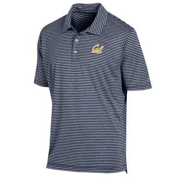 UC Berkeley Cal Embroidered Champion Men's Polo shirt-Navy