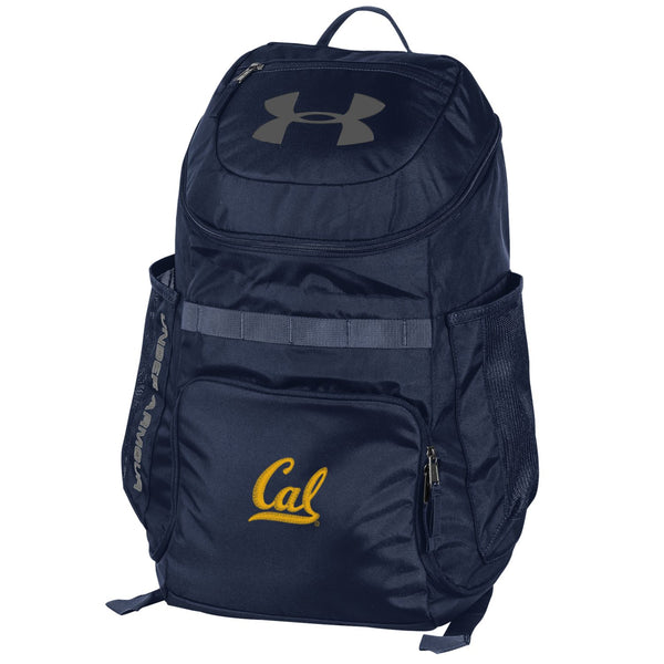 U.C. Berkeley Cal Under Armour undeniable backpack-Navy-Shop College Wear