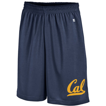 U.C. Berkeley Cal Bears Men's Champion Short - Navy