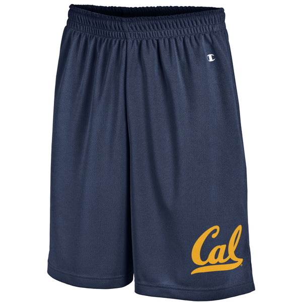 UC Berkeley Cal Men's Champion Short - Navy-Shop College Wear