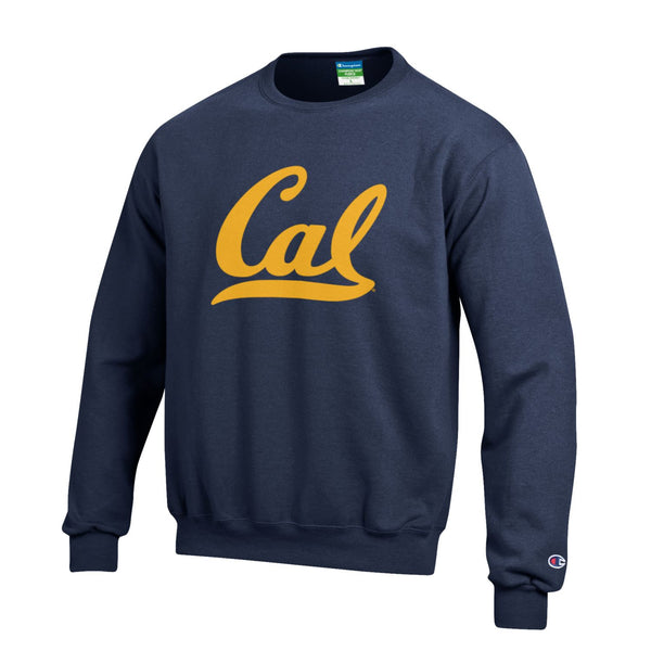 University Of California Berkeley Cal Youth Champion Sweatshirt-Navy-Shop College Wear