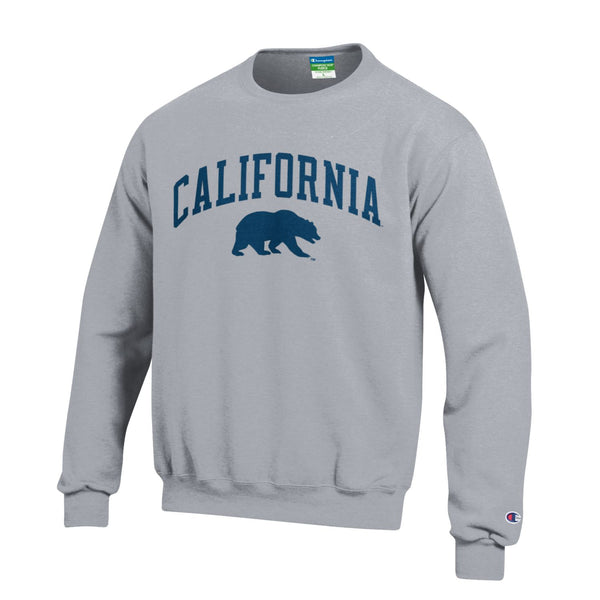 University Of California Berkeley Cal Youth Champion Sweatshirt-Gray-Shop College Wear