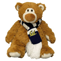 University Of California Berkeley Cal Plush Bear JP With Scarf-Shop College Wear