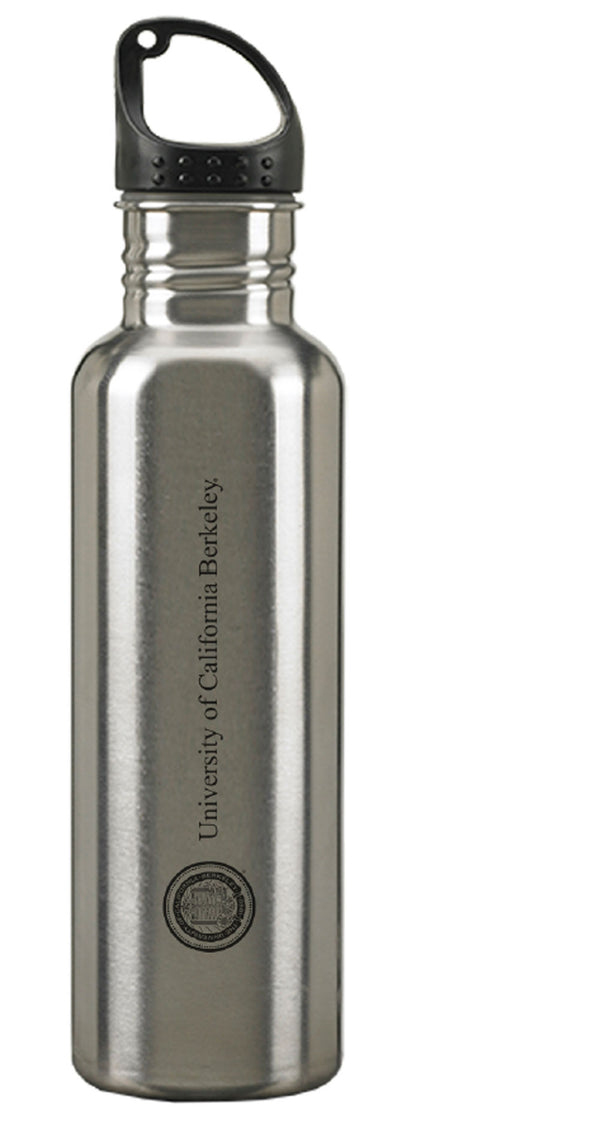 University Of California Berkeley Cal Laser Engraved Stainless Steel 24 Oz. Water Bottle-Shop College Wear