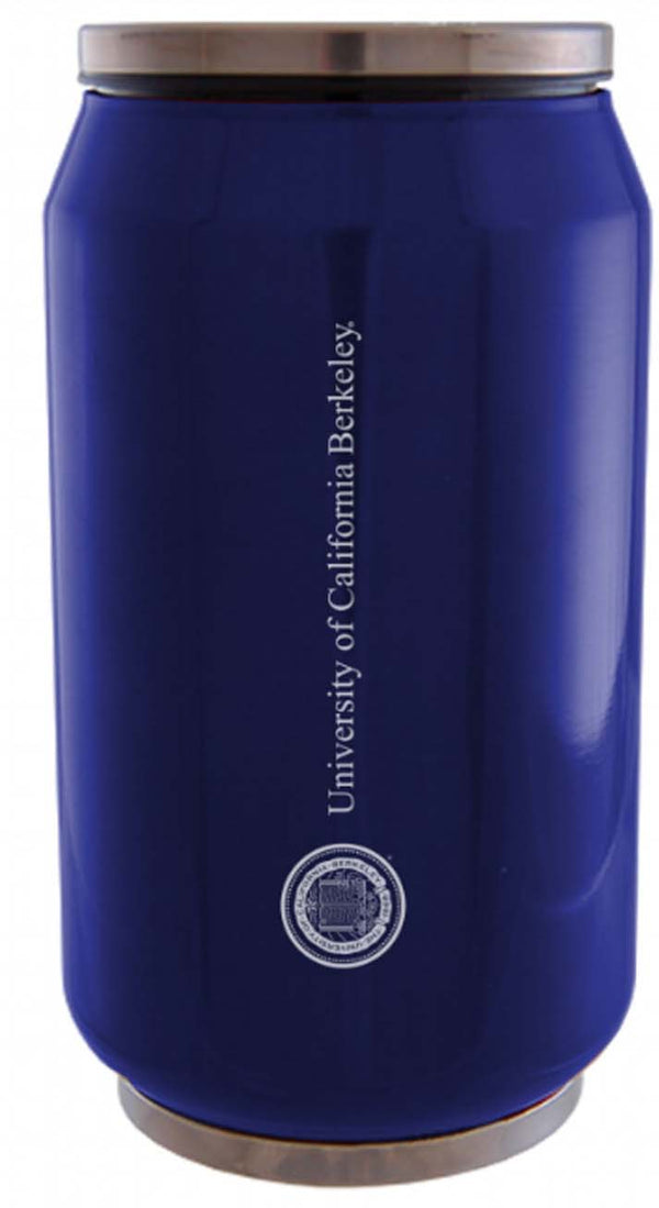 University Of California Berkeley Cal Laser Engraved Stainless Steel Tailgate bottle-Blue-Shop College Wear