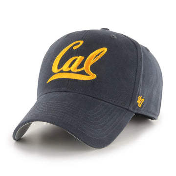 U.C. Berkeley Cal Embroidered youth hat-Navy
