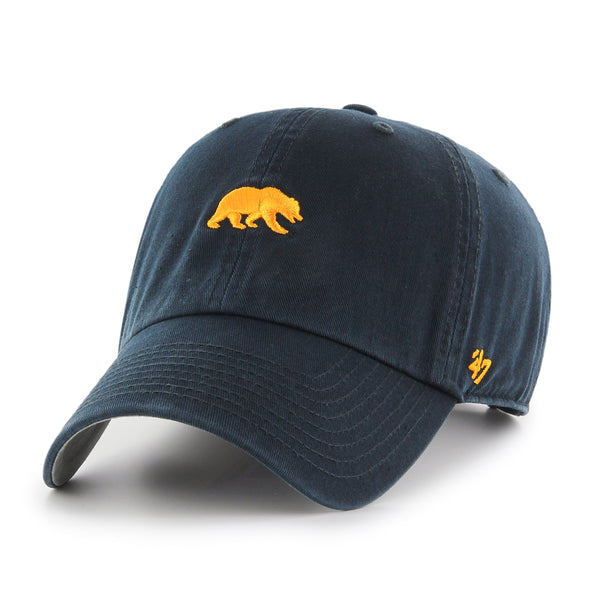 UC Berkeley Golden Bears Cal adjustable Cap By 47 Brand - NAVY-Shop College Wear