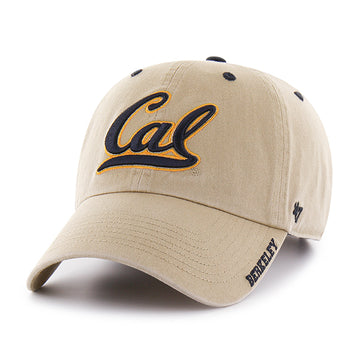 UC Berkeley Cal Adjustable Hat 47 Brand - Khaki