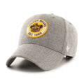 U.C. Berkeley Cal Oski tweed textured adjustable hat-Gray