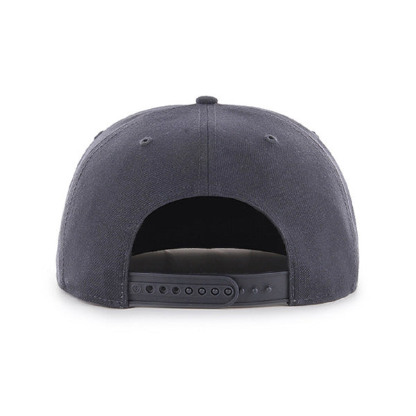 University of California Berkeley Cal snap back hat-Navy-Shop College Wear