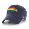 U.C. Berkeley Cal Pride adjustable hat-Navy