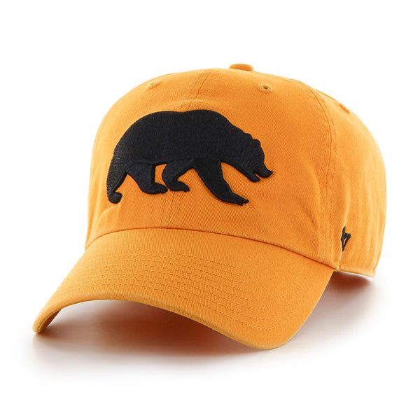 UC Berkeley Cal Walking Bear 47 Brand adjustable hat - GOLD-Shop College Wear