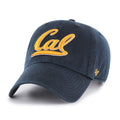 UC Berkeley Golden Bears Cal adjustable cap by 47 Brand - Navy