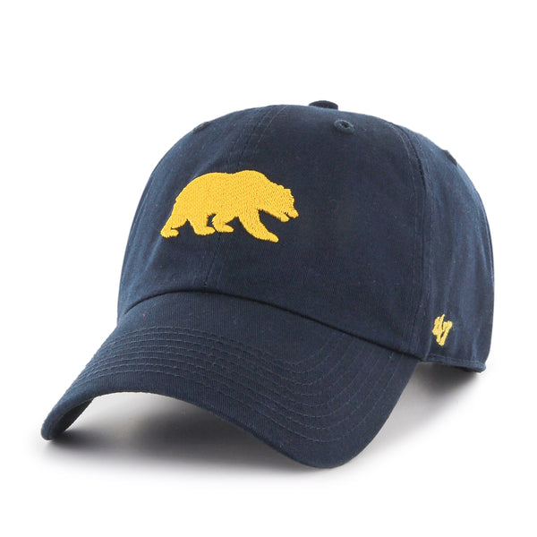 UC Berkeley Golden Bears Cal adjustable hat by 47 Brand-Shop College Wear