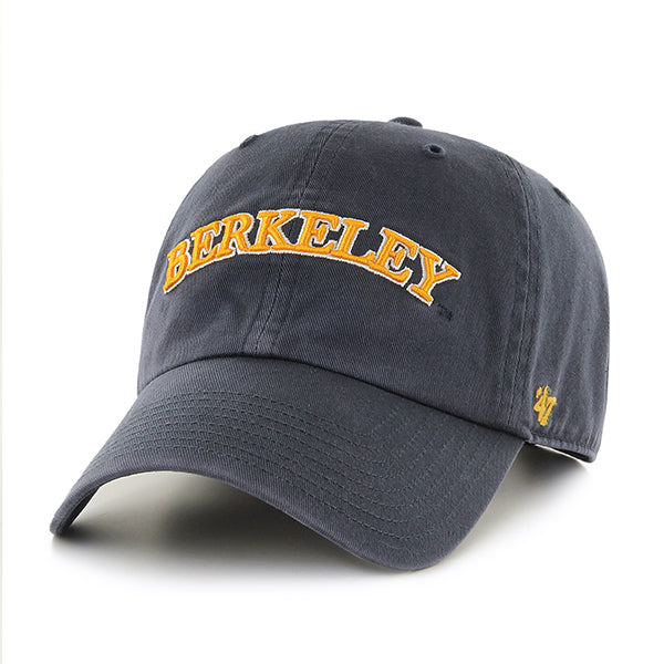 UC Berkeley Cal Men's 47 Brand Adjustable Hat - Navy-Shop College Wear