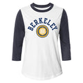 UC Berkeley Arch & Seal League Women's T-Shirt-White