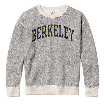 UC Berkeley Cal League Women's Sweatshirt-Grey