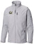 U.C. Berkeley Cal embroidered Ascender softshell Jacket-Gray-Shop College Wear