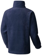 UC Berkeley Cal Embroidered Columbia Youth Jacket - Navy-Shop College Wear
