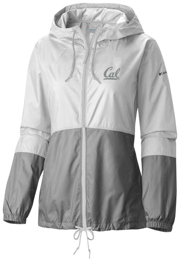 UC Berkeley Cal Columbia Women's Windbreaker