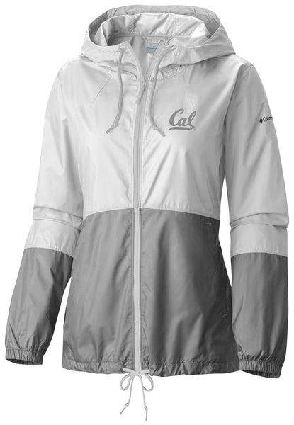 UC Berkeley Cal Columbia Women's Windbreaker-Shop College Wear