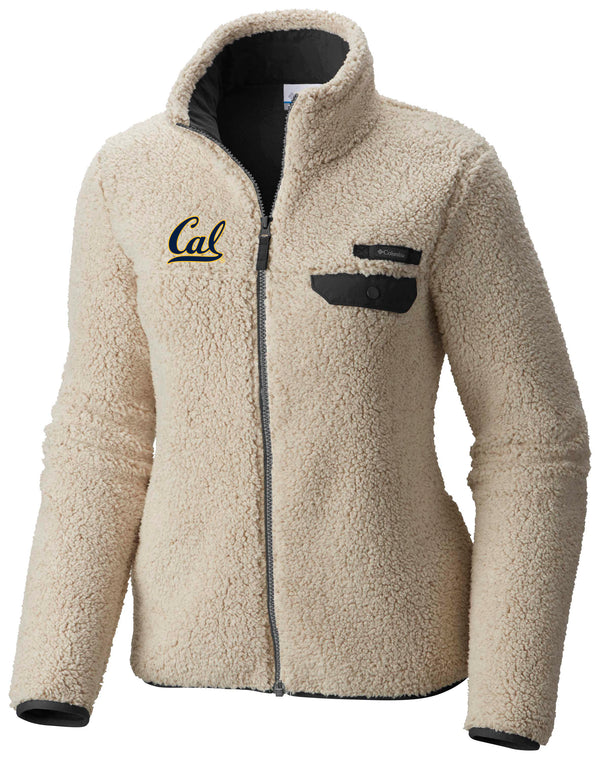 UC Berkeley Cal Embroidered Women's Jacket-Shop College Wear