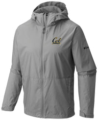 UC Berkeley Cal Columbia Waterproof windbreaker-Shop College Wear