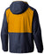 U.C. Berkeley Cal Bears Men's Columbia Windbreaker-Navy-Shop College Wear