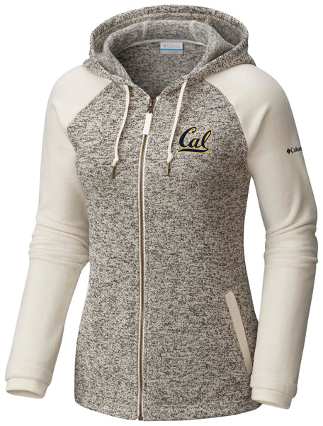 University Of California Berkeley Cal Women's Jacket-Navy-Shop College Wear