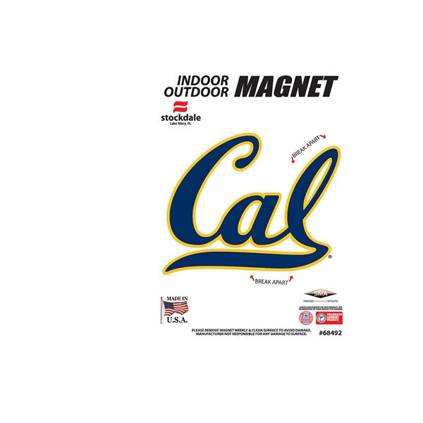 University Of California Berkeley Cal Magnet-Shop College Wear