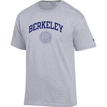 Champion Berkeley Seal Mens T- Shirt- Grey