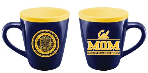 UC Berkeley Cal Mom 18 Oz. Mug - Navy-Shop College Wear
