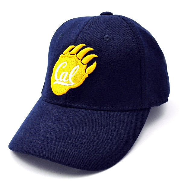 University Of California Berkeley Golden Bears Cal Top Of The World Baseball Cap- Navy-Shop College Wear