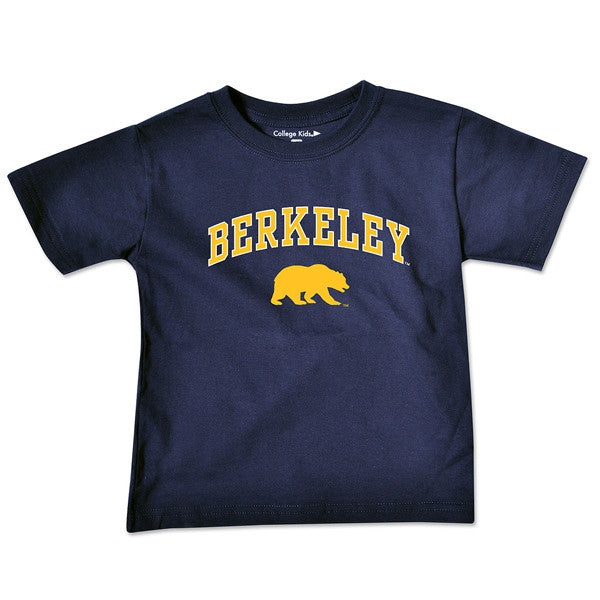 University Of California Berkeley Cal Infant T- Shirt - Navy-Shop College Wear