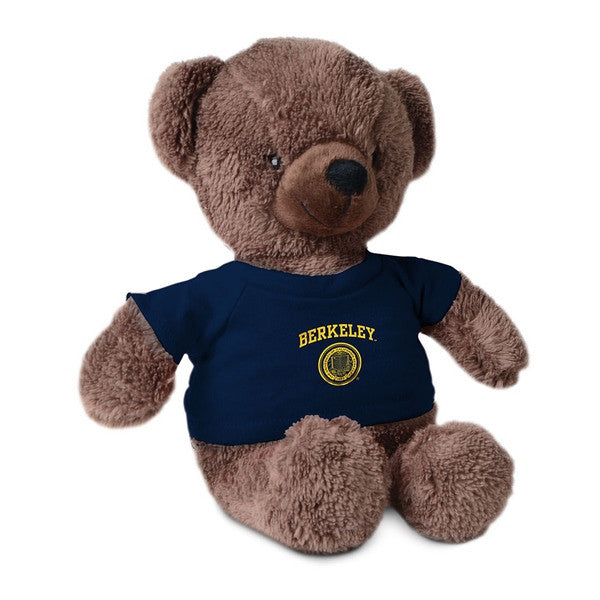 University Of California Berkeley Cal Plush Bear- Teddy Bear Brown-Shop College Wear