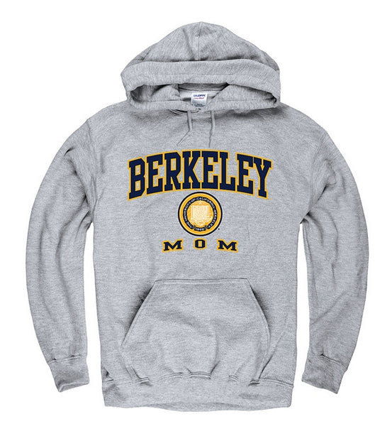 University Of California Berkeley Cal Mom Sweatshirt- Grey-Shop College Wear