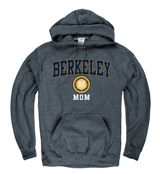 University Of California Berkeley Cal Mom Sweatshirt- Charcoal-Shop College Wear